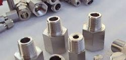 Inconel 825 Compression Tube Fittings