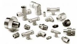HASTELLOY COMPRESSION TUBE FITTINGS