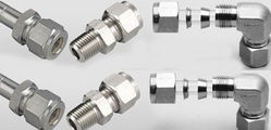 Hastelloy C22 Compression Tube Fittings