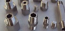 NICKEL COMPRESSION TUBE FITTINGS