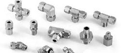 Nickel 200/201 Compression Tube Fittings