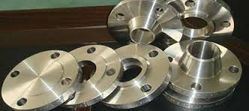 Nickel 200/201 Flanges
