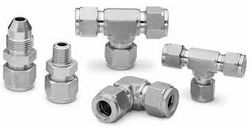 Duplex S31803 Compression Tube Fittings