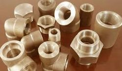 Cu-Ni 90/10 Forged Fittings