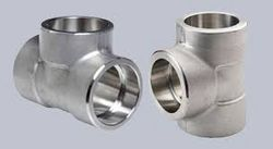 Forged Socket Weld Equal & Unequal Tee