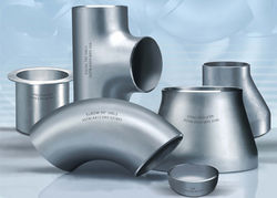 Welded Buttweld Pipe Fittings