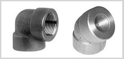 Forged Threaded Elbow