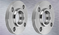 Stainless Steel Socket Weld Raised Face Flanges