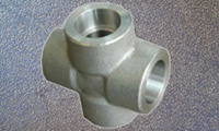 Stainless Steel Socket Weld Equal & Unequal Cross