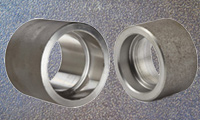 Stainless Steel Socket Weld Half & Full Couplings